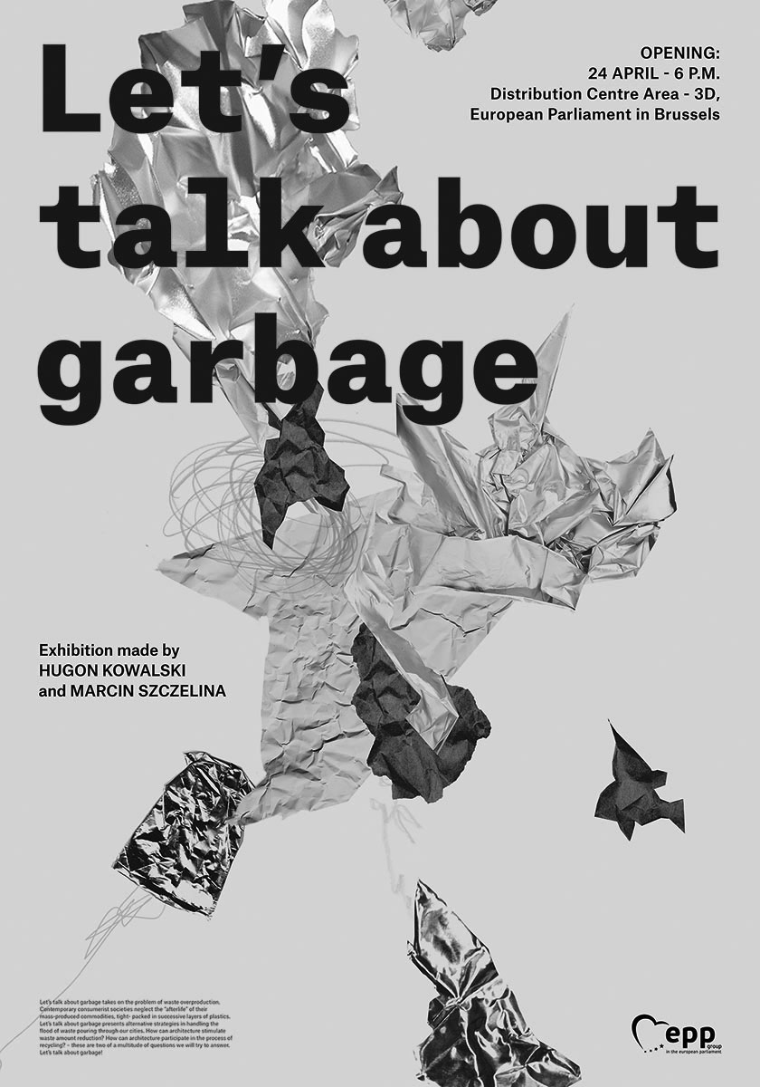 YOS STUDIO Let's Talk About Garbage